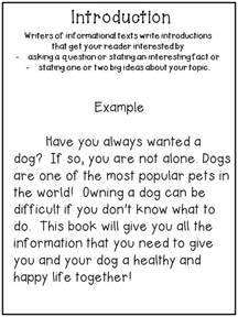 information essay writing informational text step by step third grade doodles