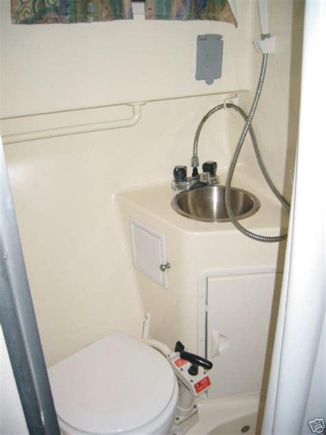 boat bathroom boat