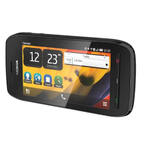 Lcd Nokia 603 nokia 603 specifications and features techstic