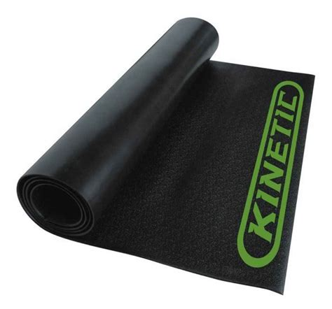 Turbo Mat by Kinetic Traditional Trainer Mat 163 62 09 Turbo Trainers