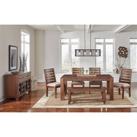 Dining Room Groups by Aamerica Anacortes Dining Room Group Wayside Furniture