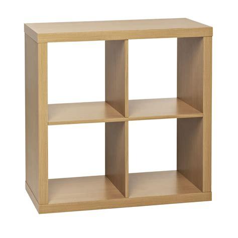 wilko oslo  cube unit oak effect wilko
