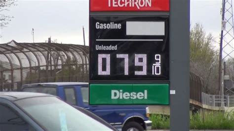 houston gas prices gasoline sells for 79 cents in houston