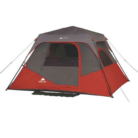 Instant Cabin Tent by