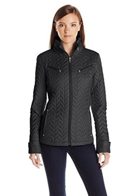 Quilted Jackets Womens Outerwear by S Geo Quilted Lightweight Jacket