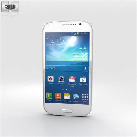 Headset Samsung Grand Neo Ori samsung galaxy grand neo white 3d model hum3d