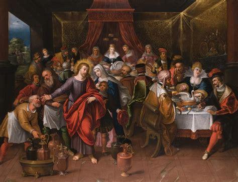 Hochzeit Kana by Jungfrau Apwiki