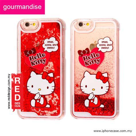 Hardcase Iphone 4 Helokity apple iphone 6s 4 7 gourmandise glitter flow hello
