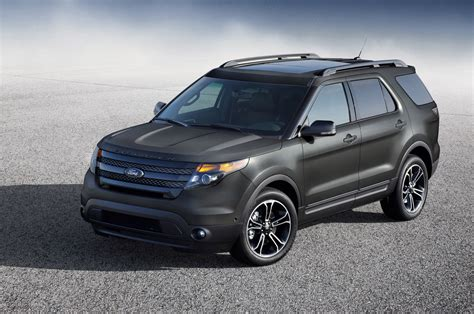 2016 Ford Explorer Sport Images