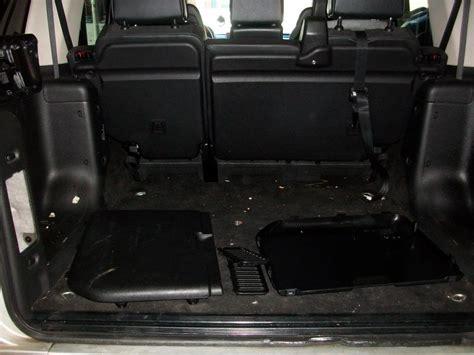 100 Land Rover Lr4 Interior 3rd Row 2017 Land Rover