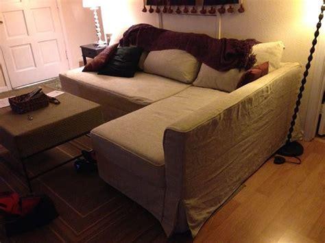 beds and biscuits customer photo comfort works custom made friheten sofa
