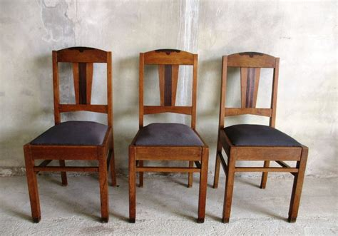 3 amsterdam school dining room chairs catawiki