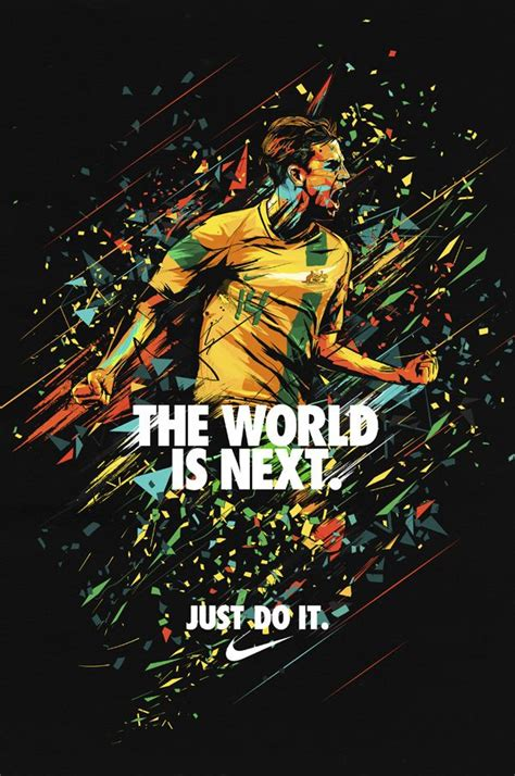 design poster sport nike brett holman poster by tim chenery via behance