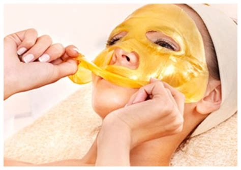 Gold Collagen Mask jamela luxurious gold collagen mask newlifenstyle