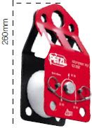 Petzl Tandem Cable Pulley For Travel Along Ropes And Cables standen s pulleys petzl sar
