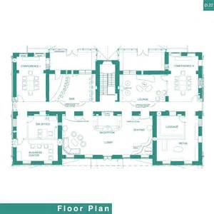Hotel lobby floor plans hotel lobby floor plan design