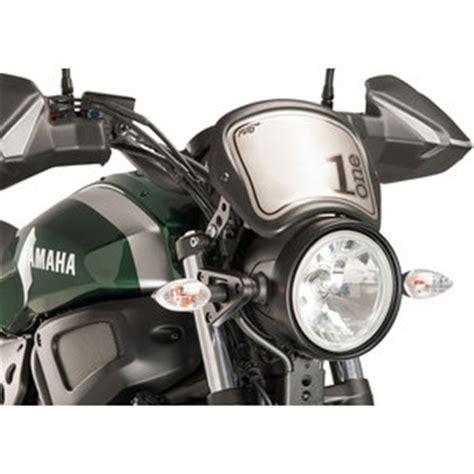 Motorrad Scheinwerfer Mit Abe by Puig Front Verkleidung Schwarz Mit Abe Kaufen Louis