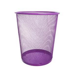 Waste Bin For Bedroom Bright Amp Fun Metal Mesh Desk Bedroom Office Waste Paper