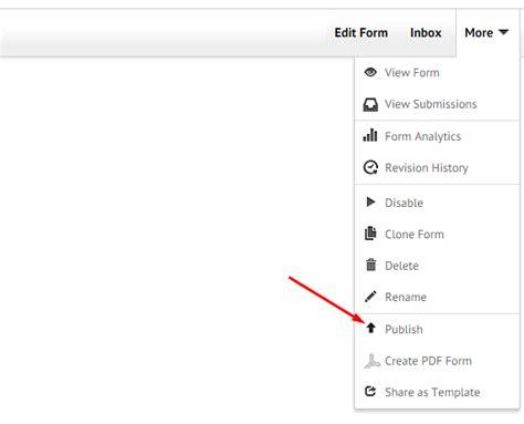 cara membuat typeform membuat form submit dengan jotform ke blog
