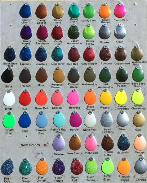 pro tec powder paint and pro flake glitter paint