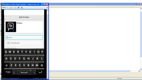 qml scrollview layout blackberry 10 text field hiding while enabling keypad in
