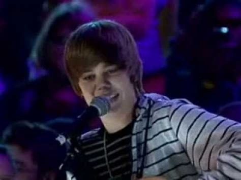 justin bieber quotev one day justin bieber one time live at we day 2009 toronto