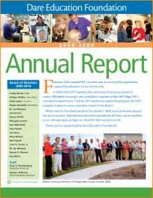 nonprofit annual report template 11 non profit annual reports letterhead template sle