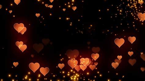 hearts  black background  images