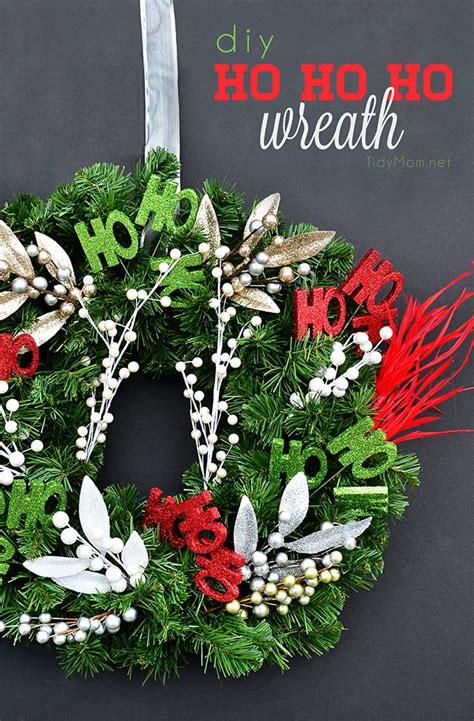 astonishing simple christmas wreath diy tidymom 174