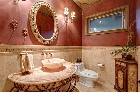 beautiful powder rooms phoenix real estate news bonny holland