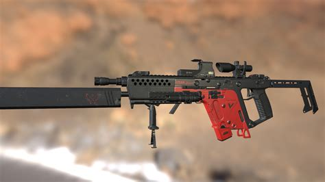 max  custom kriss vector updated