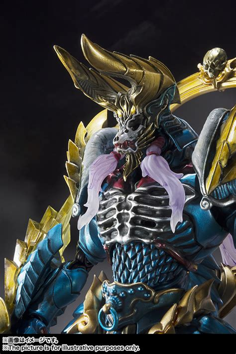 Bandai Shf Zinogre Bandai S H Figuarts Tamashii Mix Evil God