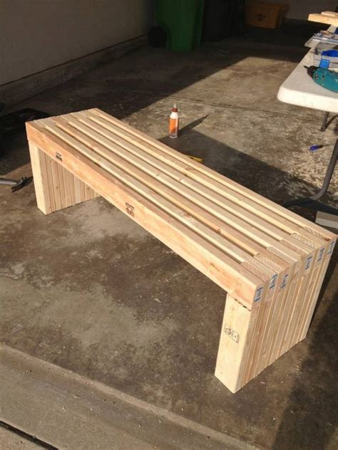 diy sit up bench exterior simple idea of long diy patio bench concept made