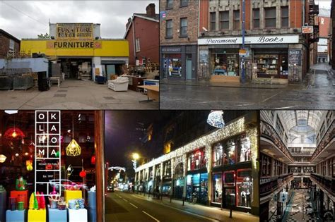 four hidden gem places for shopping in manchester