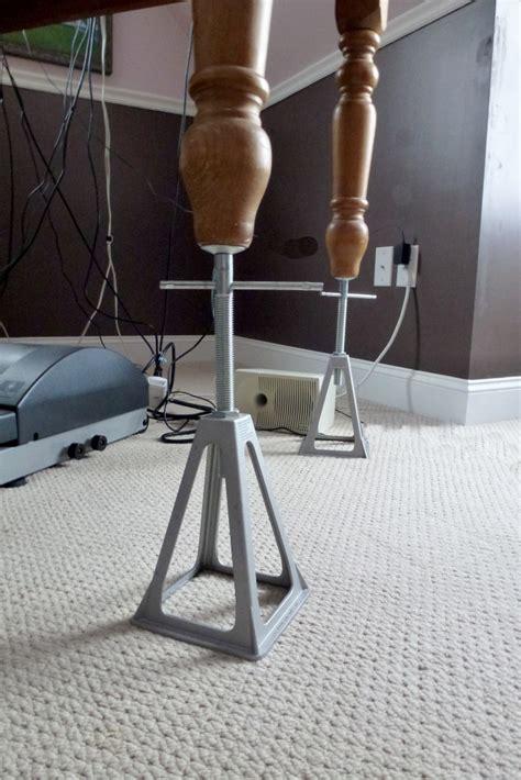 how to raise a desk my new walking desk version 1 0 gt gt visit linda holt