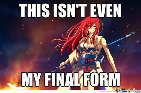 This Isnt by Erza This Isn T Even My Form By Pilchowski01