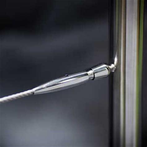 barandilla queretaro conector tensor para cable herrajes para vidrio templado