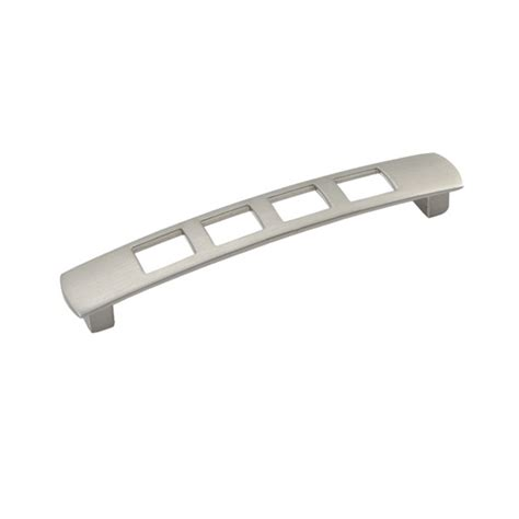 kitchen cabinet handles melbourne 128mm 160mm brush satin nickel solid zinc alloy cabinet