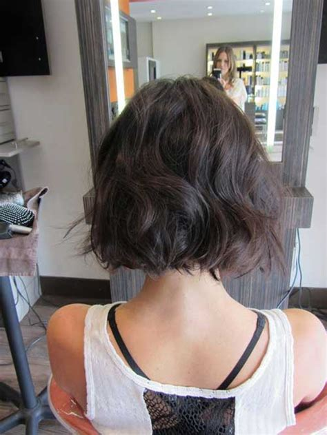short curly bob hairstyles pictures of back 20 short bobbed haircuts bob hairstyles 2017 short