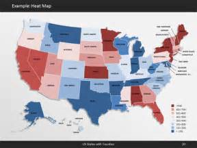 us map with editable states editable powerpoint us map kit us map templates with