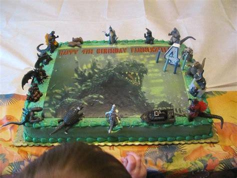 godzilla birthday cake google search birthday party ideas pinterest fiesta fiesta de