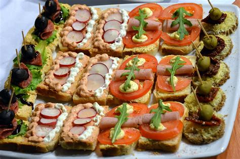 canapes for canap 233