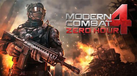 modern combat 4 apk patch modern combat 4 zero hour mod apk data 1 2 0f apkandro