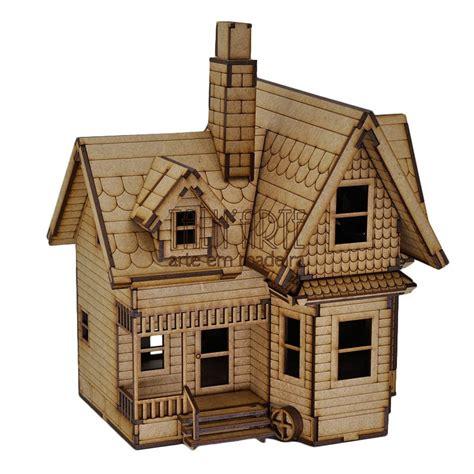 casa in miniatura casa up altas aventuras quebra cabe 231 a 3d miniatura em
