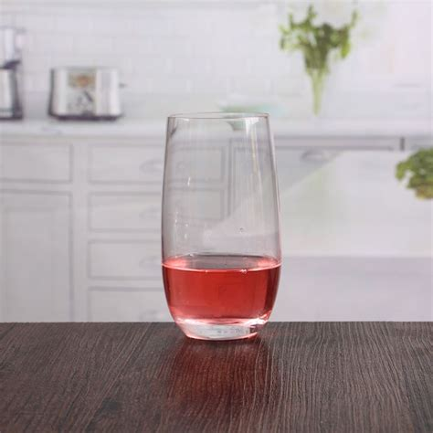 Glass Water Goblets Bulk Wholesale High Quality Glass Water Glasses Cheap Set Of
