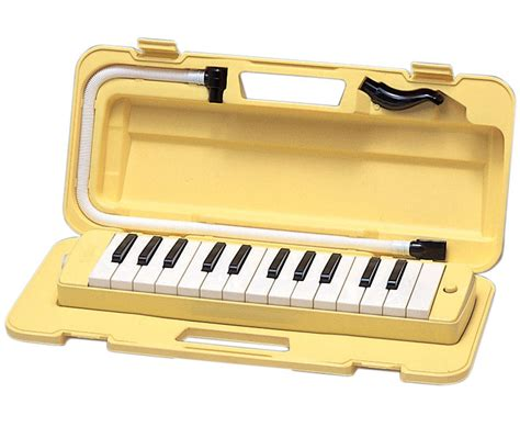 Pianica Yamaha yamaha p25f pianica melodica keyboard wind instrument