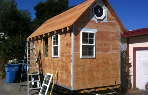 cost to build your own tiny house tiny house design