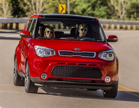 Kia Soul 2014 Specs by 2014 Kia Soul Pictures Information And Specs Auto