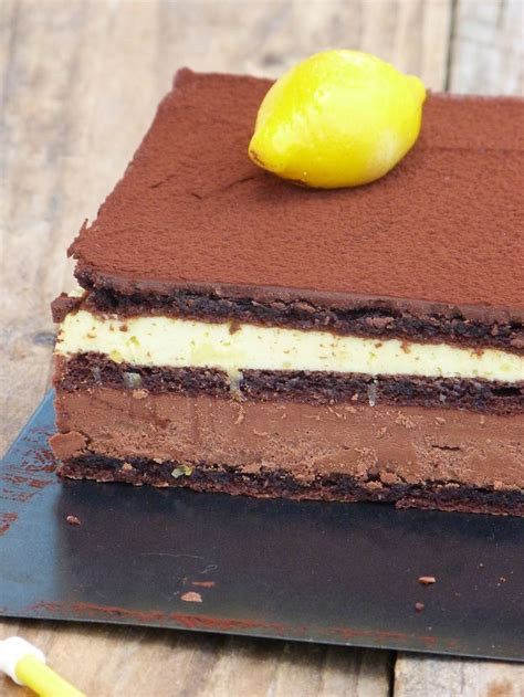 Chic Choc Biskuit 50 best images about entremets bavarois on key lime pie cake with strawberries and