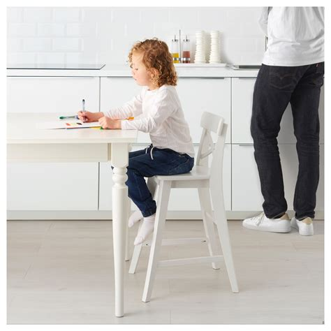 Ikea Kinderstuhl Ingolf by Ingolf Junior Chair White Ikea